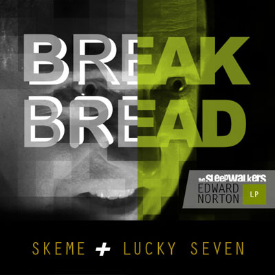 Break Bread Cover