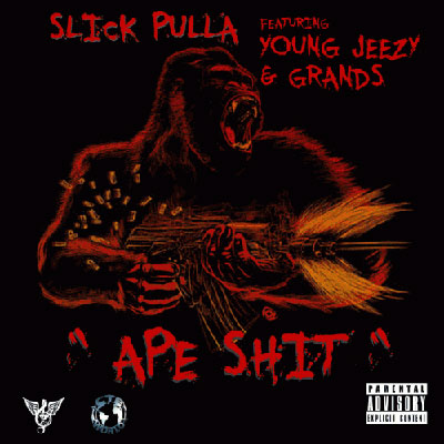 Ape Sh*t Cover