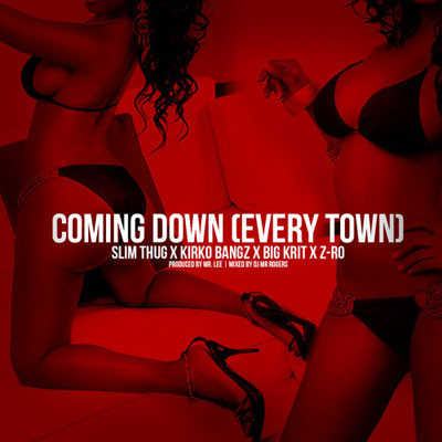 Coming Down (Every Town) Cover