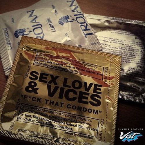 F**k That Condom Cover