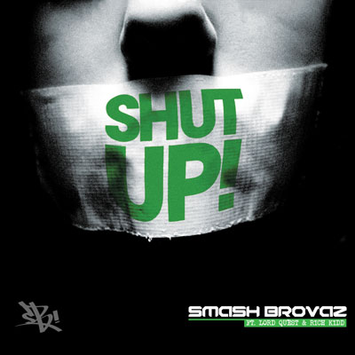 Shut Up Cover