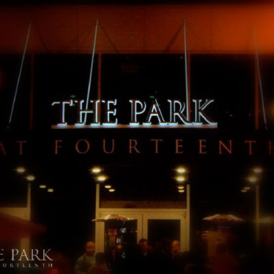 The Park 14th Cover