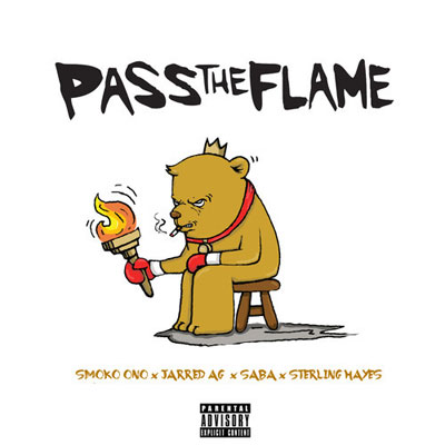 Pass the Flame Cover