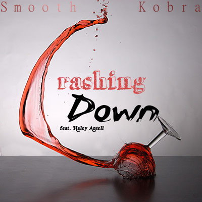 Crashing Down Cover