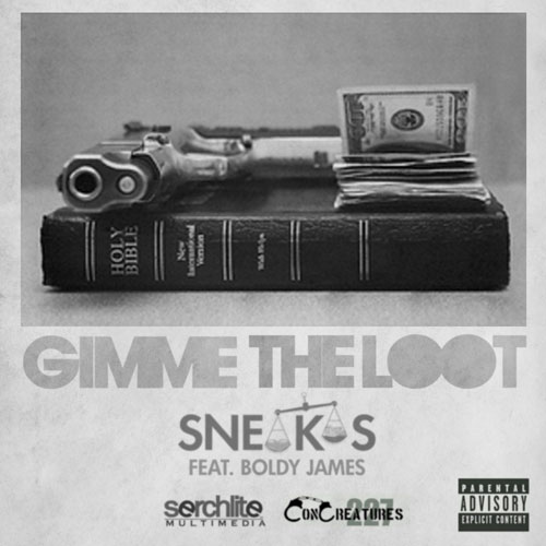 Gimme the Loot Cover