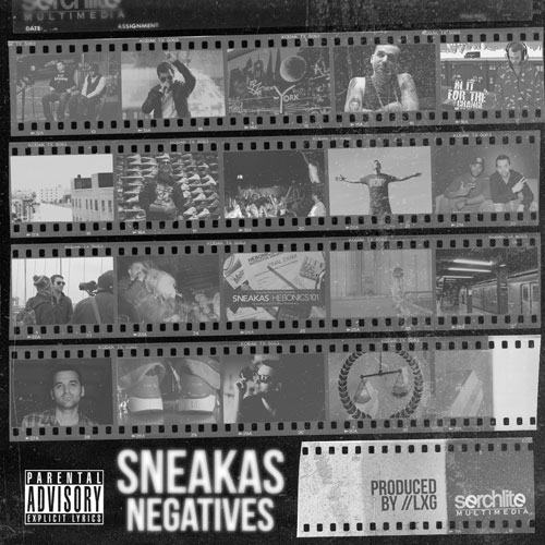 Negatives Cover
