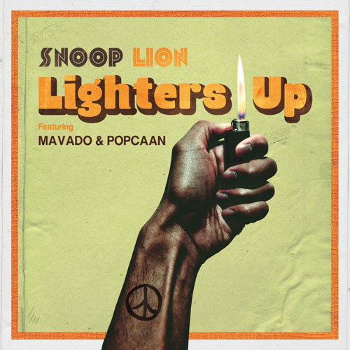 Lighters Up Cover