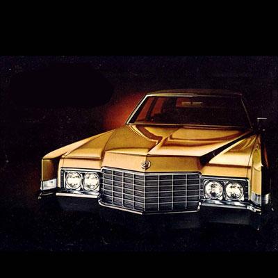 Cadillacs Cover