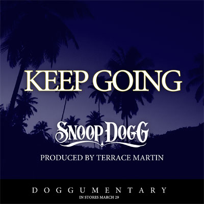 Keep Going Cover
