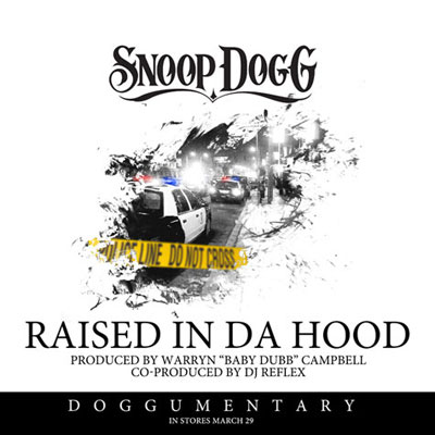 Raised in the Hood Cover