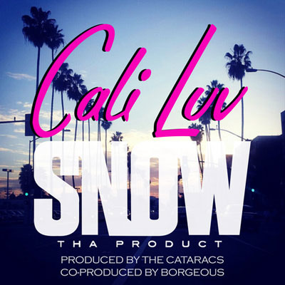 Cali Luv Cover