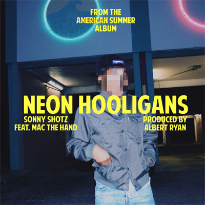 Neon Hooligans Cover