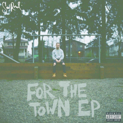 SonReal - For The Town Artwork