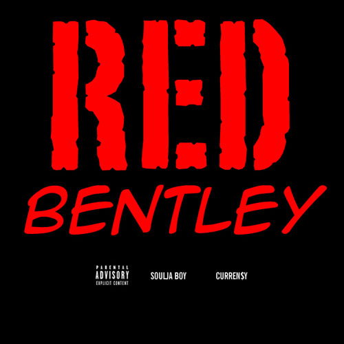 Red Bentley Cover