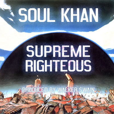 Supreme Righteous Cover