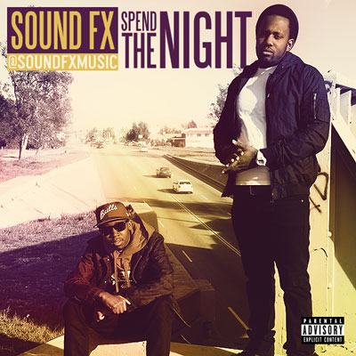 Spend the Night Cover