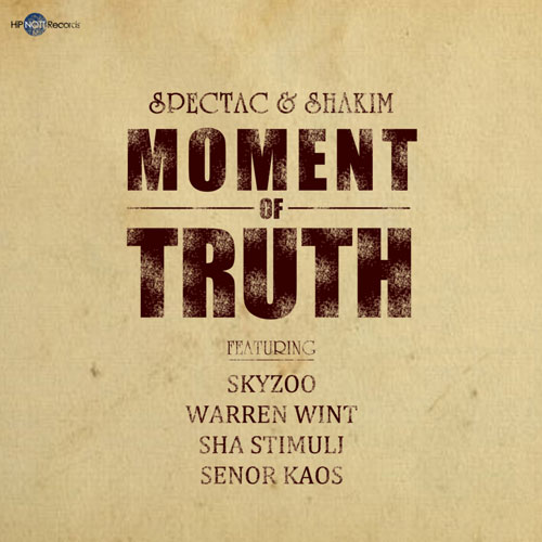 Moment of Truth Cover