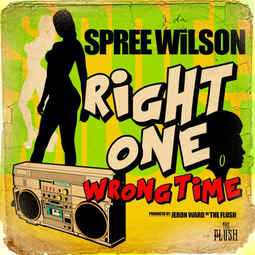 Right One Wrong Time Cover