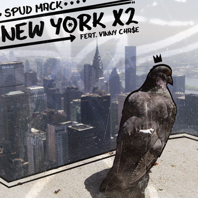 New York x2 Cover
