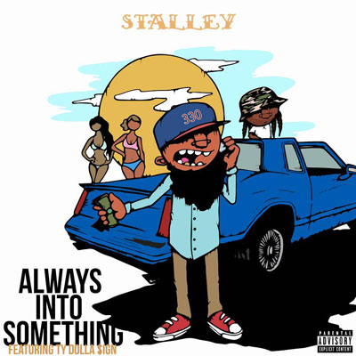stalley-always-into-something