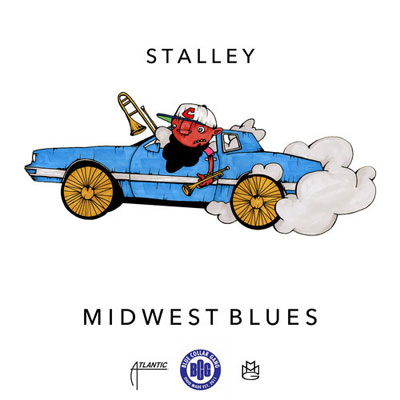 Midwest Blues Cover
