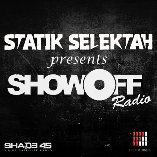 Showoff Radio Mix (07/10/14) Cover