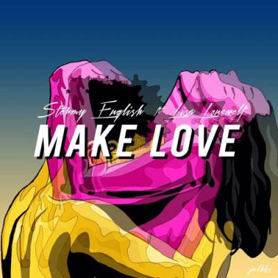 Stormy English - Make Love ft. Lisa LoneWolf Artwork