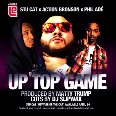 Up Top Game Cover