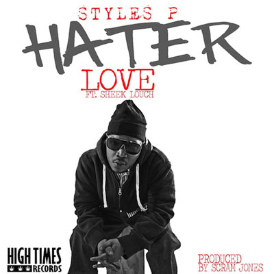 Hater Love Cover