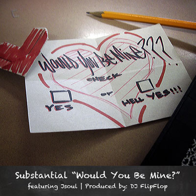 Would You Be Mine? Cover