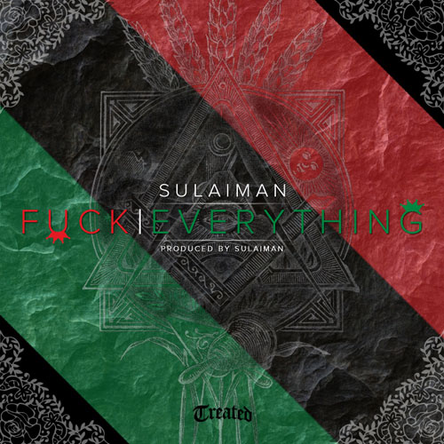 F**k Everything Cover