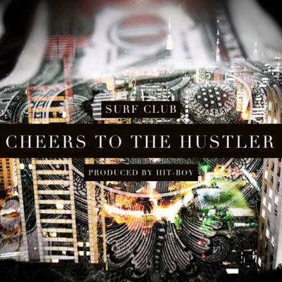 Cheers to the Hustler Cover