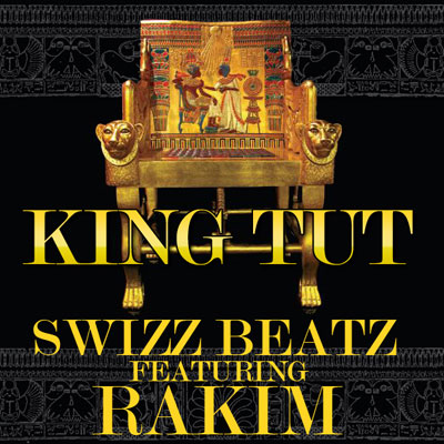 King Tut Cover