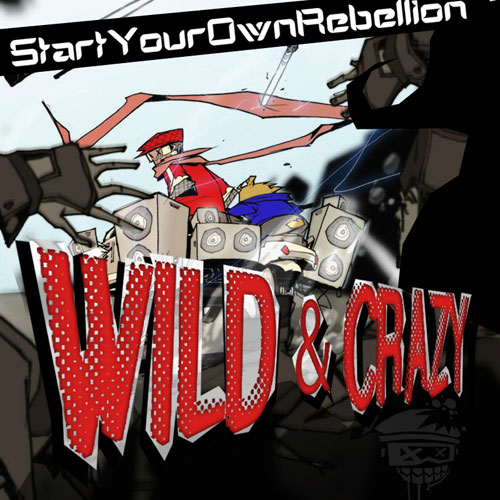 Wild & Crazy Cover