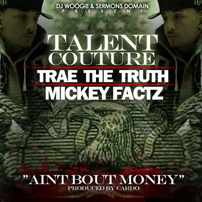 Ain't Bout Money Cover