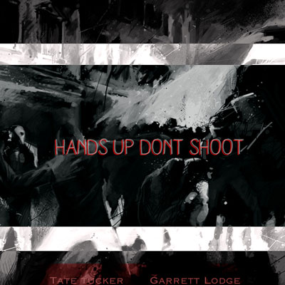 HandsUpDontShoot (Ferguson Tribute) Cover