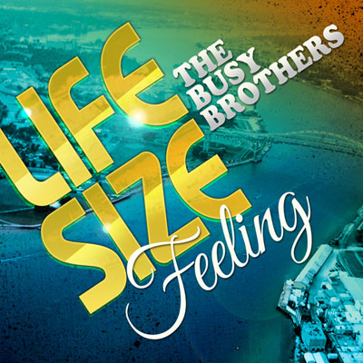 Life Size Feeling Cover