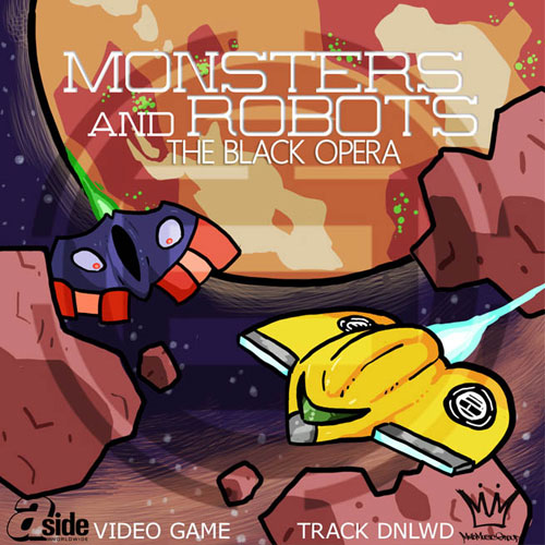 Monsters & Robots Cover