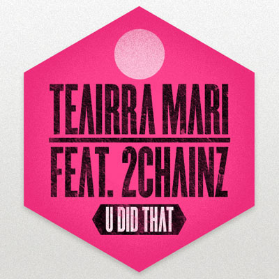 U Did That (Remix) Cover