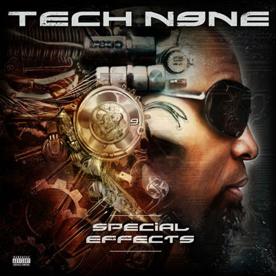 "Tech N9ne - ""Aw Yeah?"" (interVENTion) Artwork"