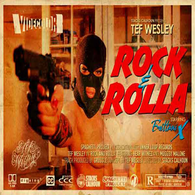 Rock-N-Rolla Cover