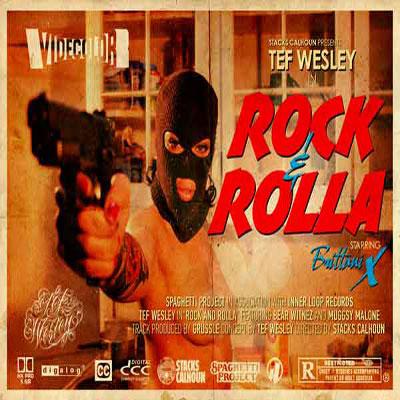 Rock-N-Rolla Promo Photo