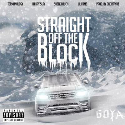 Straight Off The Block Cover