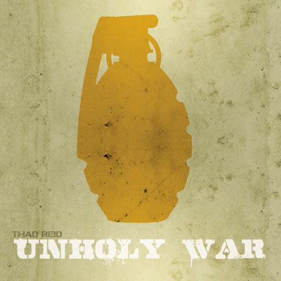 Unholy War Cover