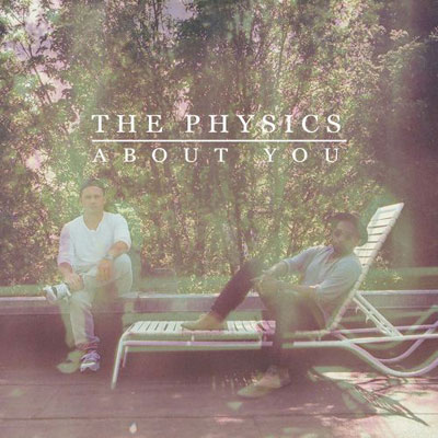 The Physics - About You ft. Camila Recchio Artwork