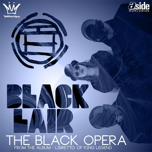 Black Lair Cover
