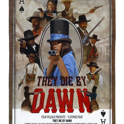 They Die By Dawn Cover