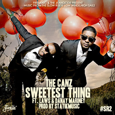 Sweetest Thing Cover