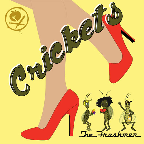 Crickets Promo Photo
