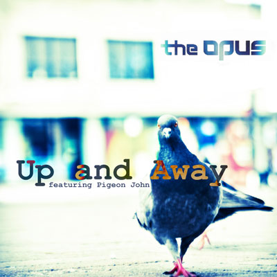 Up and Away Cover